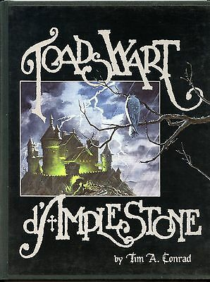 Toadswart D'Amplestone Signed And Numbered Hardback 76/325 • 69.99£