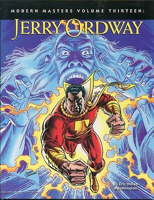 Modern Masters # 13: Jerry Ordway. Paperback • 11.99£