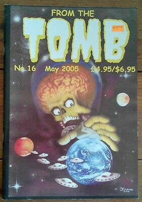From The Tomb 16, Mars Attacks, Commies From Mars Etc, May 2005, Vf- • 14.99£