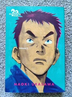 20th Century Boys: The Perfect Edition Vol 1 • 2.04£