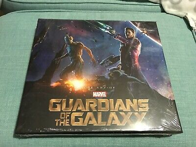 Guardians Of The Galaxy The Art Of The Film, Book - Super Rare - Brand New • 125£