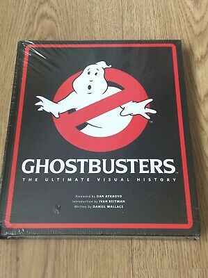 Ghostbusters The Ultimate Visual History • 14.99£