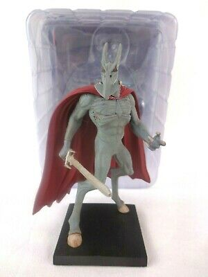 2000AD Nemesis The Warlock Statue Figure Hachette Subscriber Only Model Rare • 44.99£