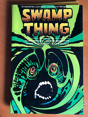 DC Swamp Thing Volume 7 First Edition • 5£
