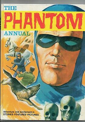 The Phantom Annual 1969 / Wdl Fine / Unclipped. • 14.99£