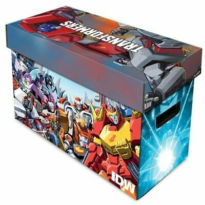 IDW Transformers Short Comic Box By BCW Holds 150-175 Modern & Silver Age Comics • 13.99£