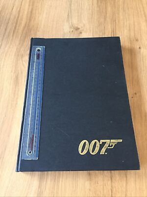 James Bond 007 Book The Legacy Sean Connery Roger Moore • 9.99£