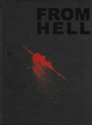FROM HELL HARDCOVER Alan Moore And Eddie Campbell • 30£