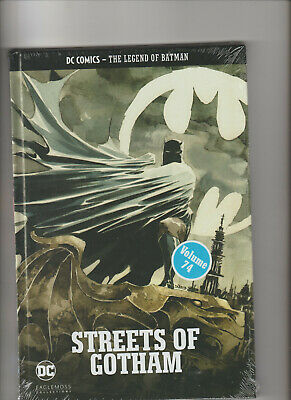 Legend Of Batman Graphic Novel Collection Vol 74 Streets Of Gotham - New  • 11.99£