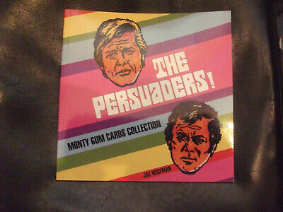 The Persuaders Monty Gum Cards Collection  • 9.99£
