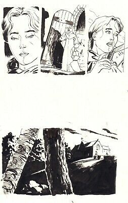 Demons Of Sherwood [IDW 2014] Pg 3 By Bo Hampton  • 22.01£