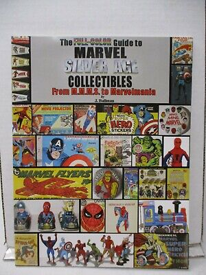 Full Color Guide To Marvel Silver Age Collectibles From MMMS To Marvelmania • 21.44£