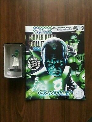 DC Super Hero Collection Blackest Night-Brightest Day # 9 GANTHET  • 20£