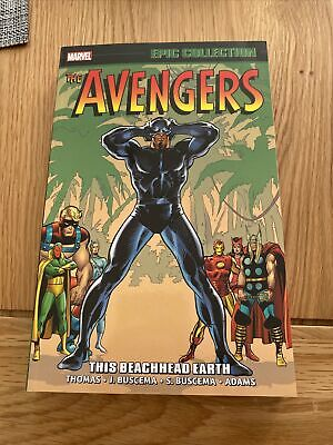Avengers - This Beachhead Earth Epic Collection • 0.99£
