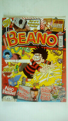 The Beano Number 3503 October 3rd 2009 No Free Gift • 3.49£