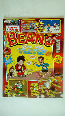 The Beano Number 3496 August 15th 2009 No Free Gifts • 3.49£