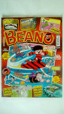 The Beano Number 3486 June 6th 2009  • 3.49£
