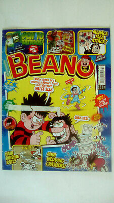 The Beano Number 3495 August 8th 2009 No Free Gifts • 3.49£