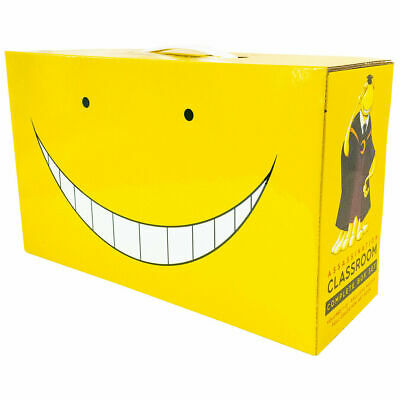 Assassination Classroom Complete Box Set Manga Includes Volumes 1-21 Series • 86.99£