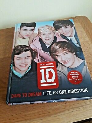 One  Direction   Book   Dare  To  Dream  Life  As  One  Direction  • 4.99£