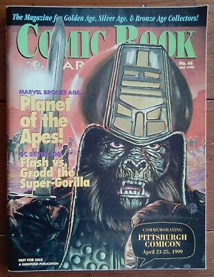 Comic Book Marketplace 68, Planet Of The Apes, Gemstone Publishing, May 1999 • 9.99£