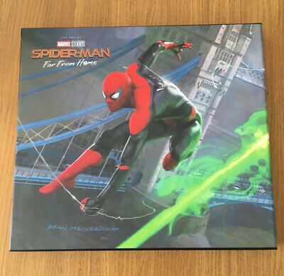 Marvel Art Of The Movie Book Spider-Man Far From Home Like New • 15.99£