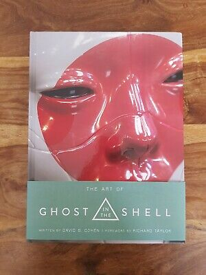 The Art Of Ghost In The Shell • 9.99£