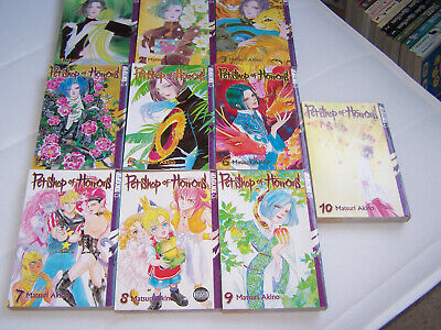 Manga Books Petshop Of Horrors 1-10 By Matsuri Akino • 5£