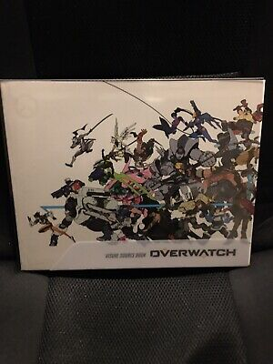 Overwatch Art Book Collector's Edition • 15£