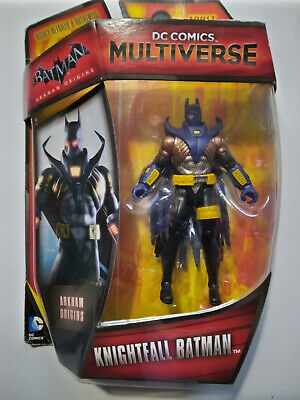Mattel DC COMICS MULTIVERSE Batman-Arkham Origins (2015)  Knightfall Batman  • 17.86£