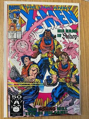 Uncanny X-Men #282 And #283 - First & Second Appearance Of Bishop - NM Condition • 20£