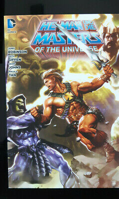 He Man Und Die Masters Of The Universe,  Motu Comic, Nr. 1, DC, Deutsch German  • 0.89£