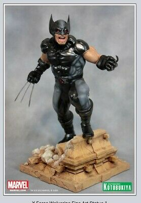 X Force Wolverine Fine Art Statue Series Kotobukiya Marvel Comics • 230£
