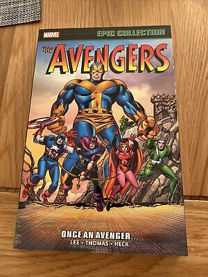Avengers - Once An Avenger Epic Collection • 0.99£