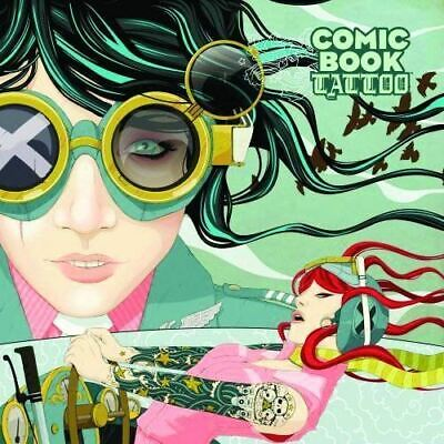 Comic Book Tattoo Tales Inspired By Tori Amos [Paperback] Guerra, Pia; Reppion,  • 42.98£