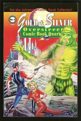 Overstreet's Gold & Silver Quarterly #5, 1994 • 35.35£