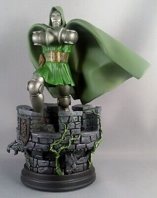 Marvel Randy Bowen Doctor Doom Statue Full Size 14  2000 • 400£