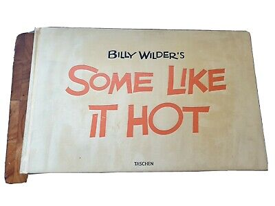 Billy Wilder's Some Like It Hot Special Edition Book & DVD (2010) • 6.75£