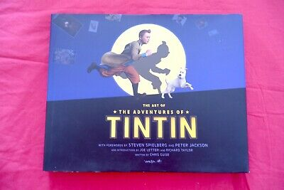 The Art Of: The Adventures Of Tintin - Movie Art Book • 15£