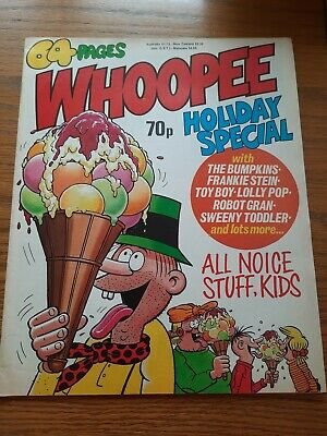 Whoopee Comic Holiday/Summer Special 1988 • 4.99£