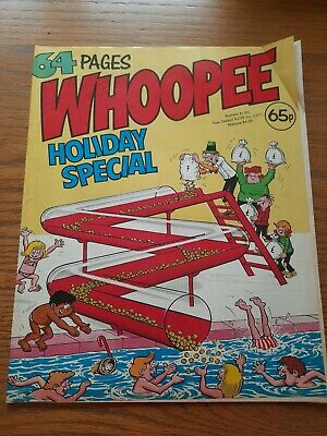 Whoopee Comic Holiday/Summer Special 1987 • 4.99£
