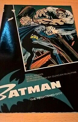 Batman The Frightened City G/N, 1990 • 9.99£