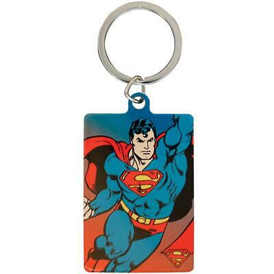 DC Comics Metal Keyring Superman • 3.99£