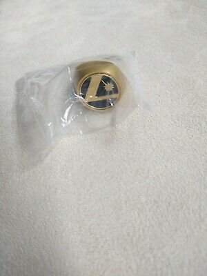 Legion Of Superheroes Gold Promo Flight Ring 2019 • 3.50£