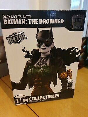 DC Collectibles: Dark Nights: Metal - Batman: The Drowned Statue (Brand New) • 70£