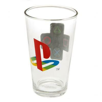 Playstation Large Glass • 7.99£