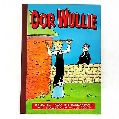 Oor Wullie Annual 1978 Vintage Comic Book *** RARE  • 18.99£