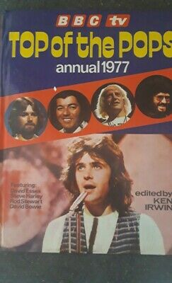 Top Of The Pops Annual 1977 • 4£