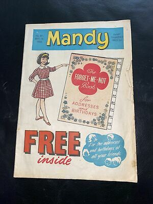 Mandy Comic No. 87, September 14th 1968 • 1.10£