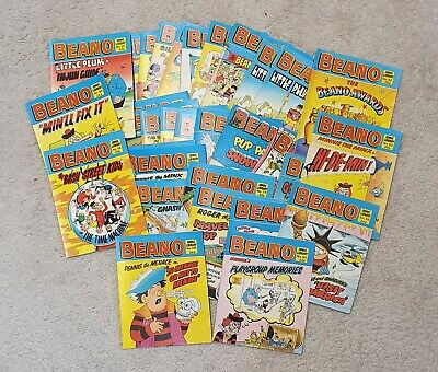 Vintage Beano Comics Library Collection X 32 • 39£